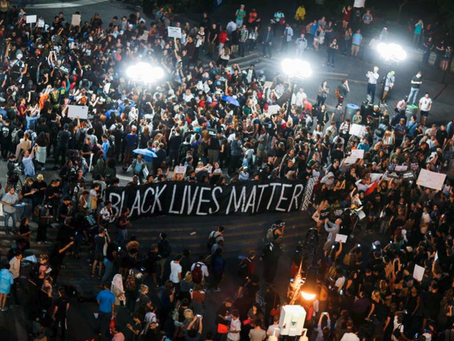 Guest Post -  I Stand 100% With The Black Community And The Black Lives Matter Movement