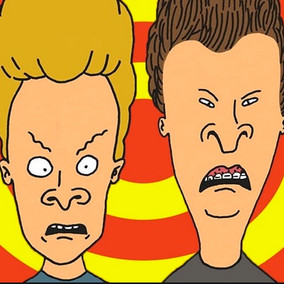 REVELATION: Bevis and Butthead are Q!