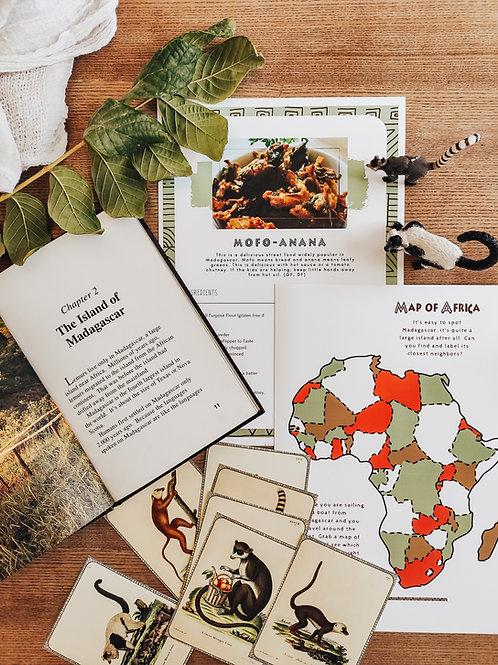 Madagascar Study Unit