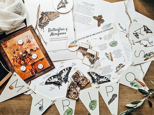 Bilingual Butterfly Unit