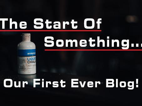 The Start Of Something...
