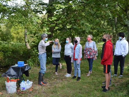 Environmental Studies Class for Local Youth at ASM