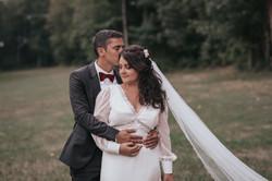 Juliette Flambard -Robe de mariée sur mesure Jura