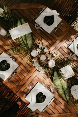 déco table mariage sur mesure dole