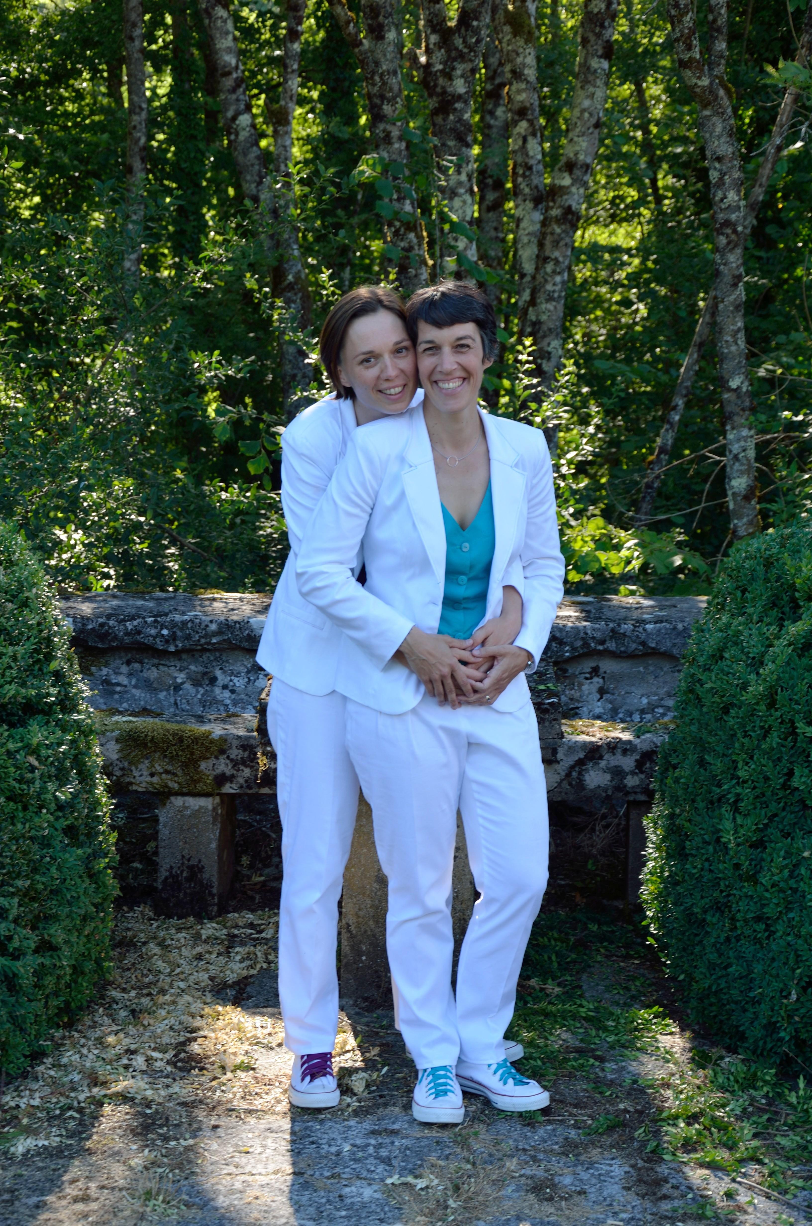 Caroline & Sophie