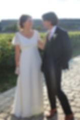 robe de mariée et mariage beaune