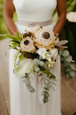 robe de mariée tropicale jura