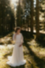 Robe de mariée jura franche comté dole dijon besançon