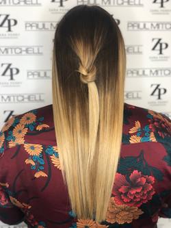 knot hair