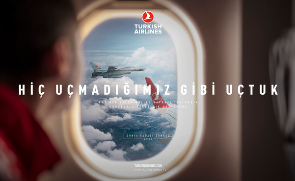 TURKISH AIRLINES 85 YEARS
