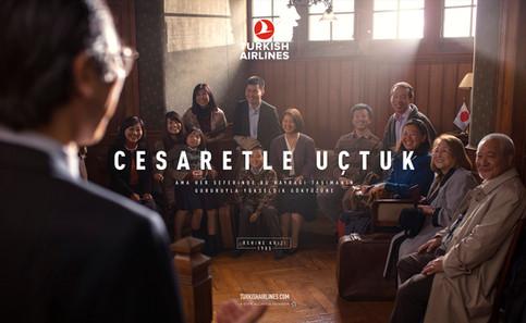 TURKISH AIRLINES 85 YEARS