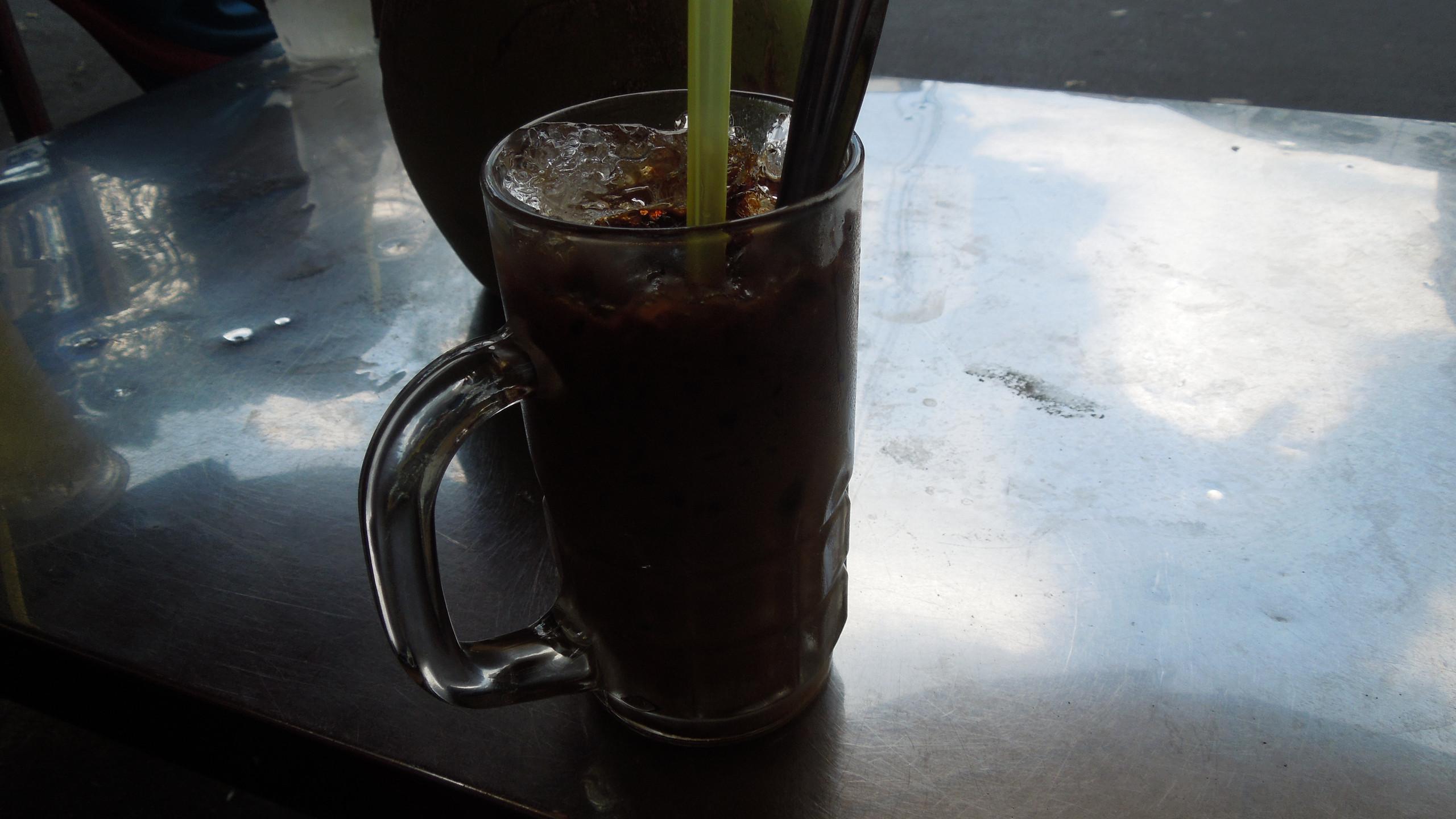 甘~いベトナムコーヒー