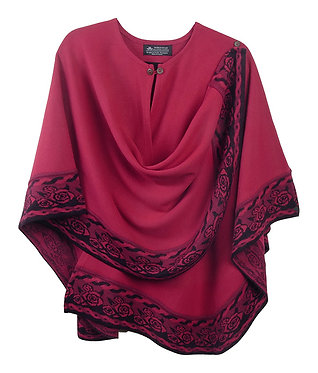 Pink Bella Cape
