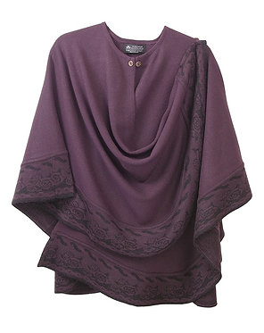 Purple Bella Cape