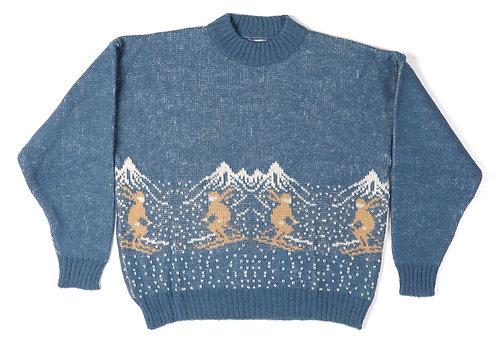 Skier Sweater