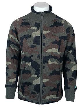 Camo Lined Jacket