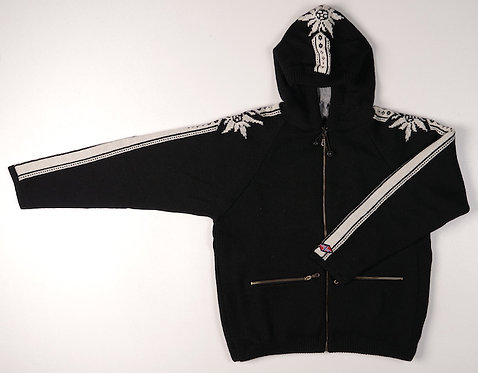 Black Lined Norskwear Jacket with Hood