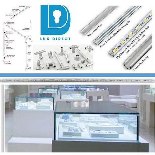 StemLux™ Showcase LED