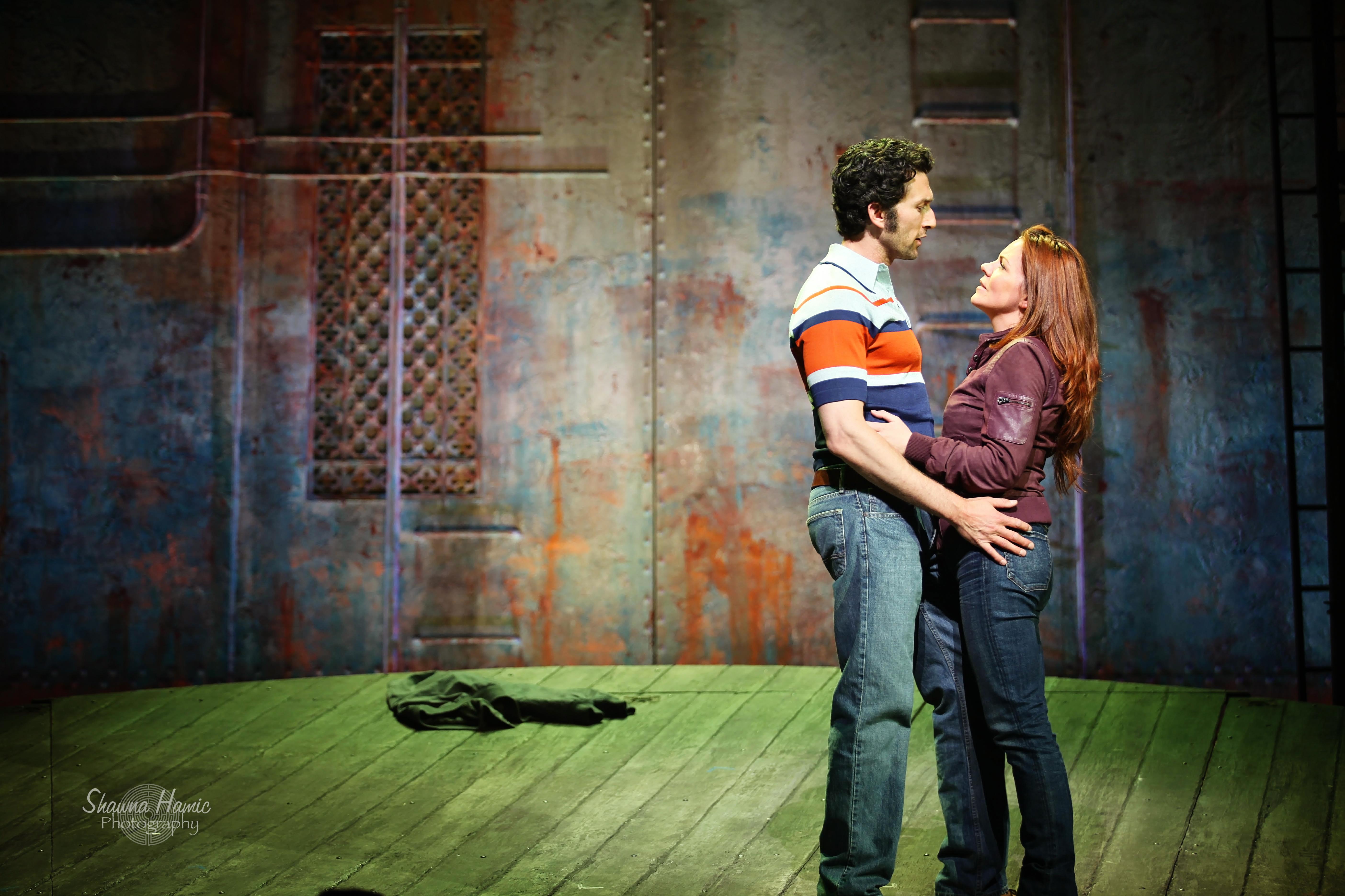 Aaron & Rachel