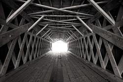 Roseman bridge inside
