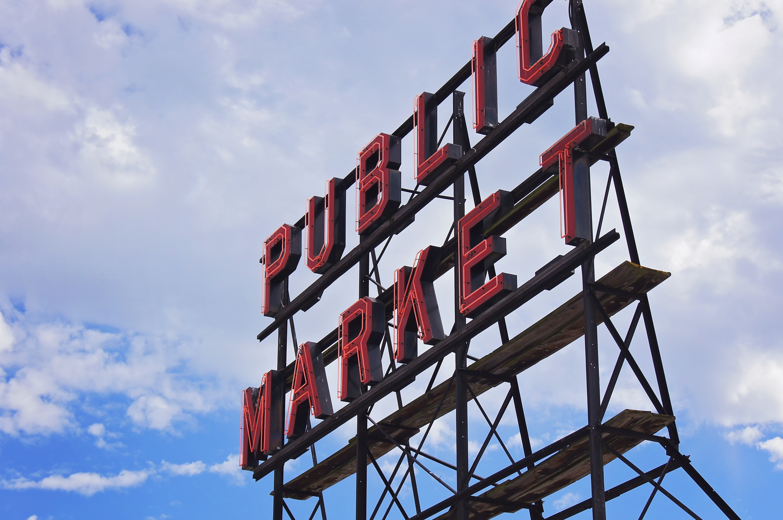 Public Market - Seattle