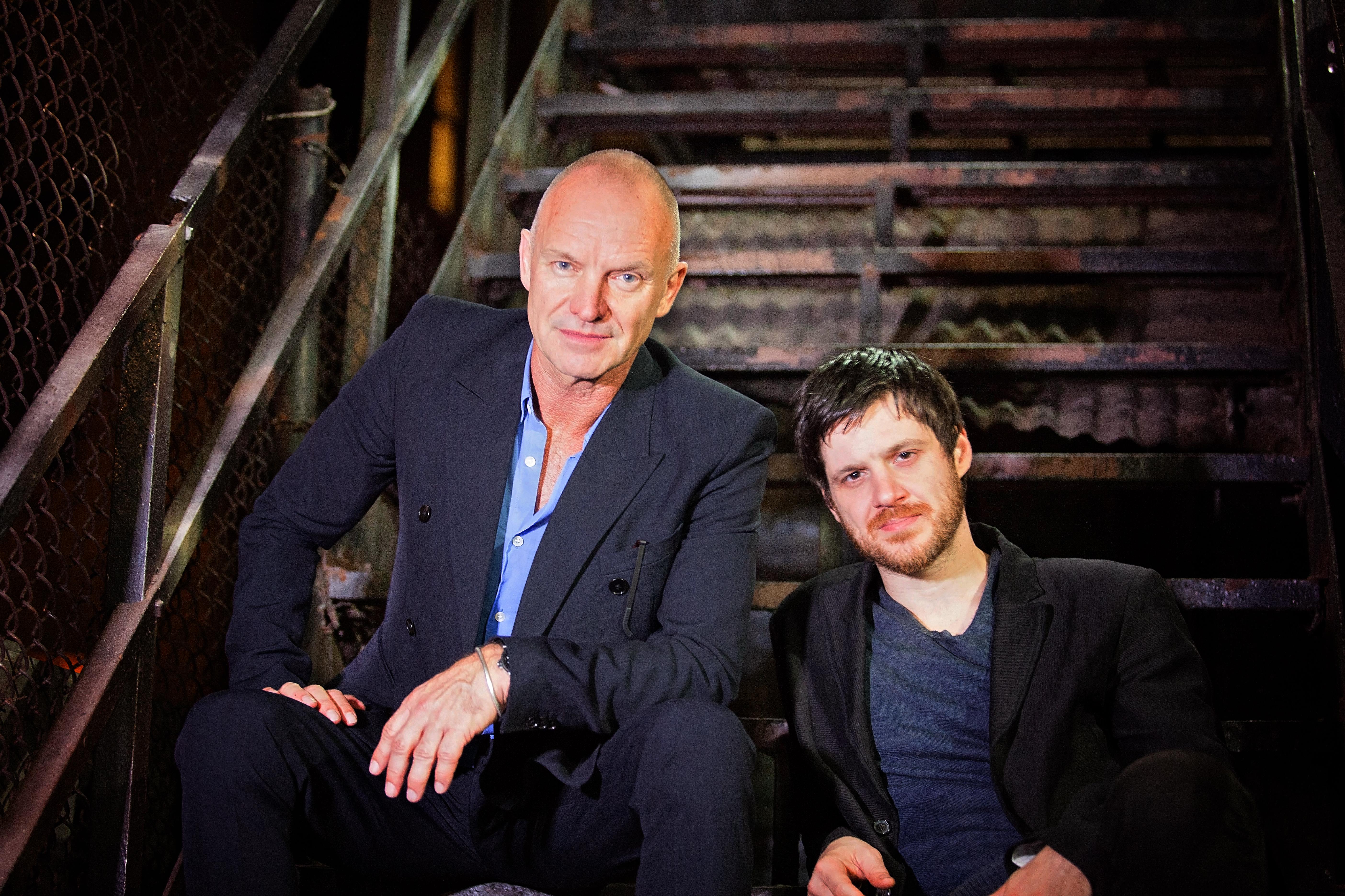 Sting and Michael Esper 2