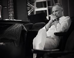 Sting Contemplating