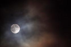 Full moon in Curacao