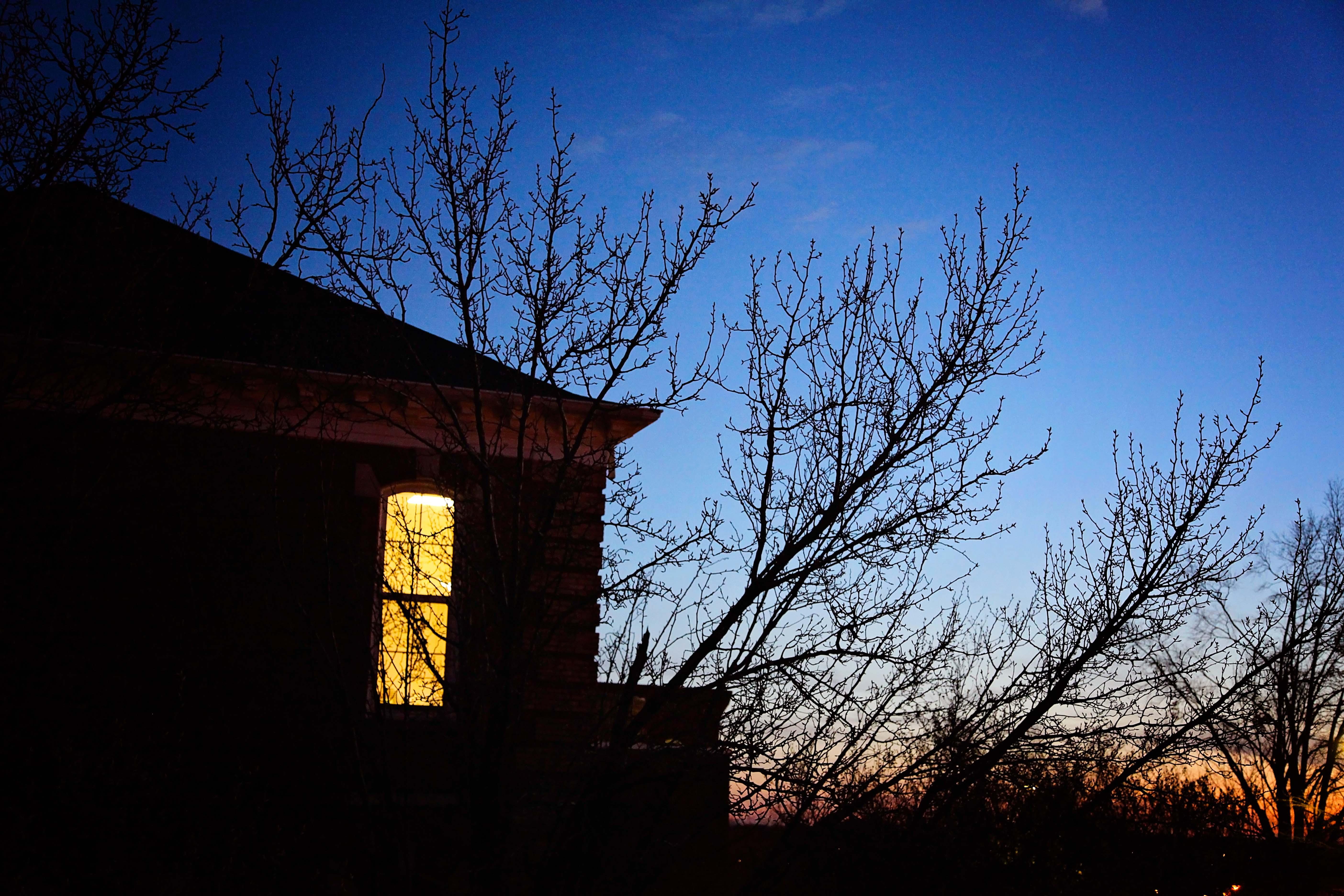 Light through window 2