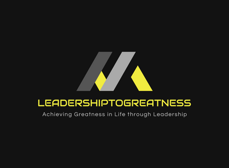 Leadership to Greatness - eBook now available online!