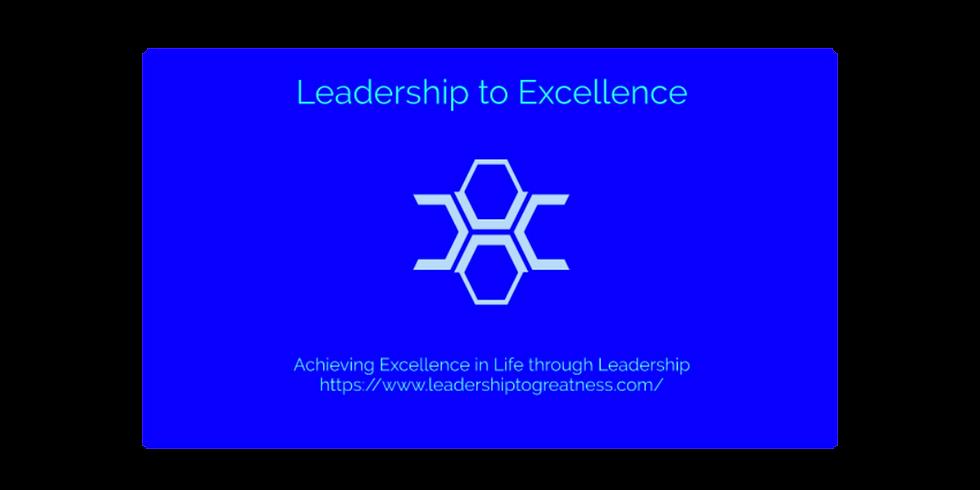 Seminar on Leadership to Greatness