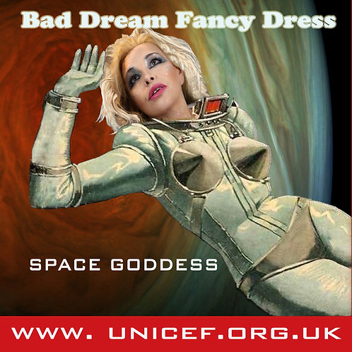 Space Goddess MP3 FREE Download