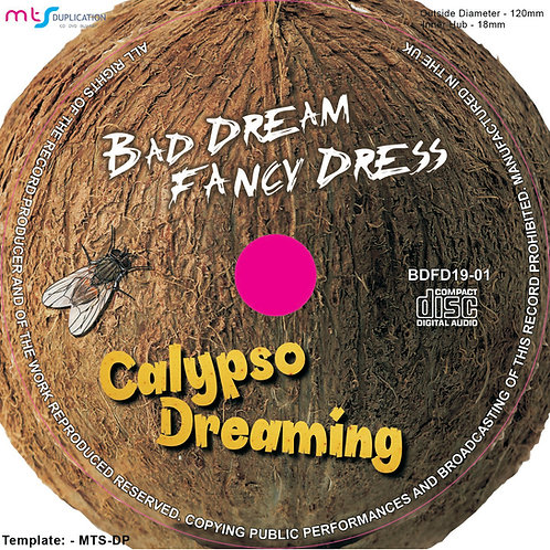 Calypso Dreaming CD