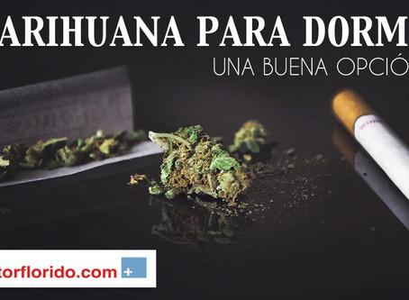 Marihuana para Dormir. Una Buena Opción?