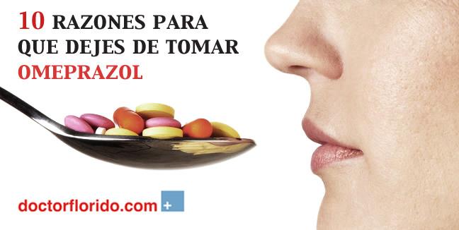 10 razones para que dejes de tomar omeprazol