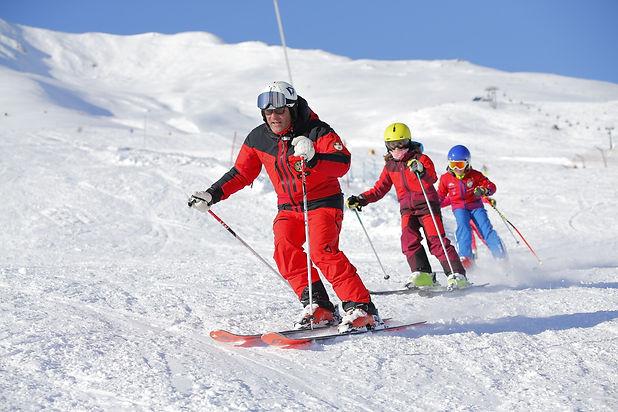 lezione privata pontedilegno ski school.