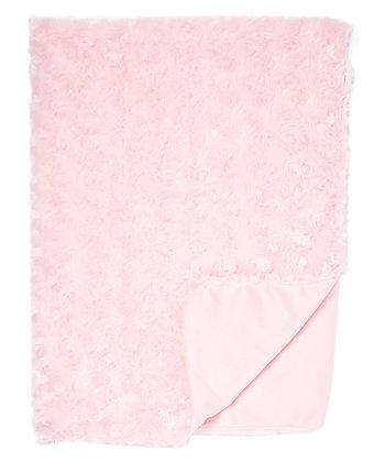 30'' x 40'' Rosebud Stroller Blanket