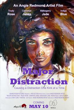 Major Distraction Poster 1 sheet