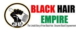 Black Hair Empire Banner