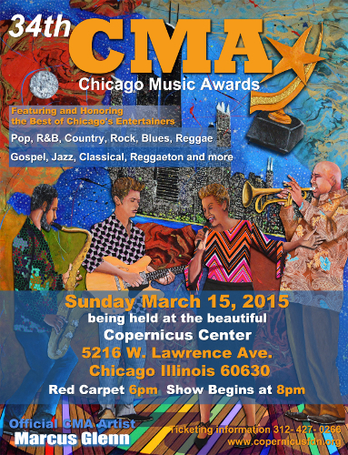 Chicago Music Awards 2015