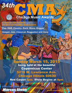 Chicago Music Awards 2015