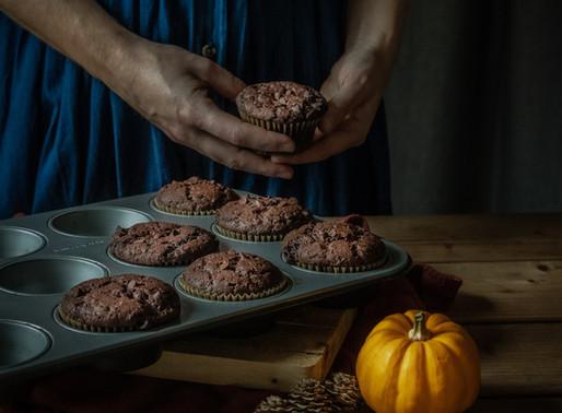 Muffins au chocolat (les plus moelleux du monde)