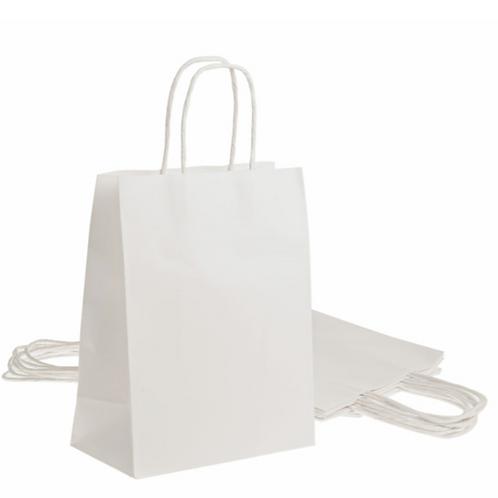 Paper Bag White (GBWM/L)