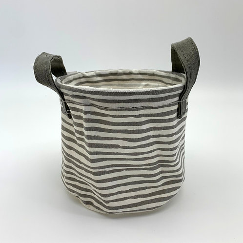 Striped Hessian Grey (VX87/88)