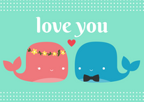 Love You Whales
