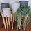 Thumbnail: Grey Heidi Pot with Wooden Stands
