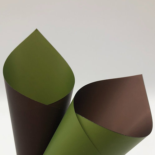 Avocado/Brown Premier Duo Pearl Sheets (PSH)