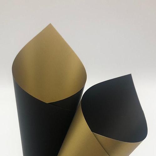 Black/Gold Premier Duo Pearl Sheets (PSH)