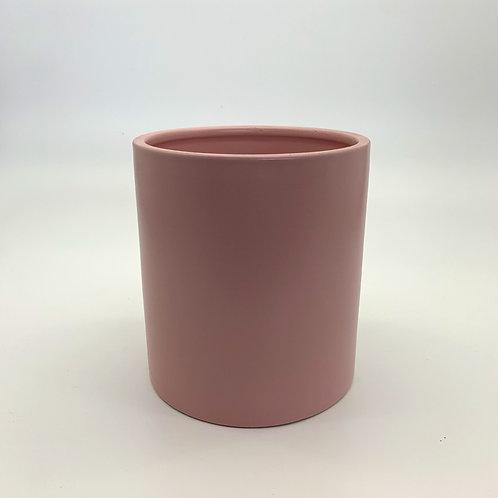 Cylinder Ceramic Pink (HXZ858,HXZ868P)