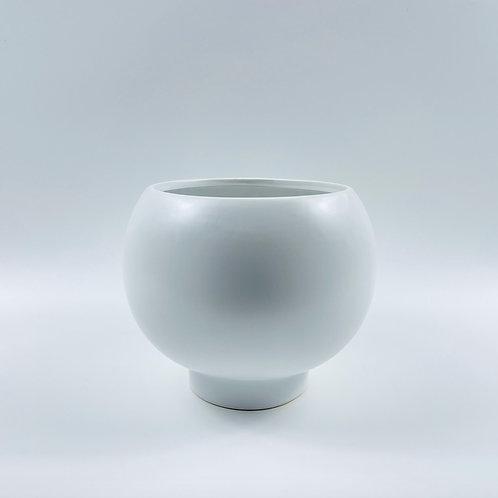 Fishbowl Pot White (HXZ22)